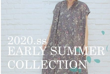 保護中: 2020.1月展示会 ~ EARLY SUMMER COLLECTION ~